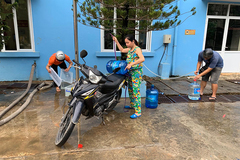 Nói nước sạch Sông Đà đạt chuẩn, Viwasupco vẫn khuyên chỉ dùng để tắm giặt
