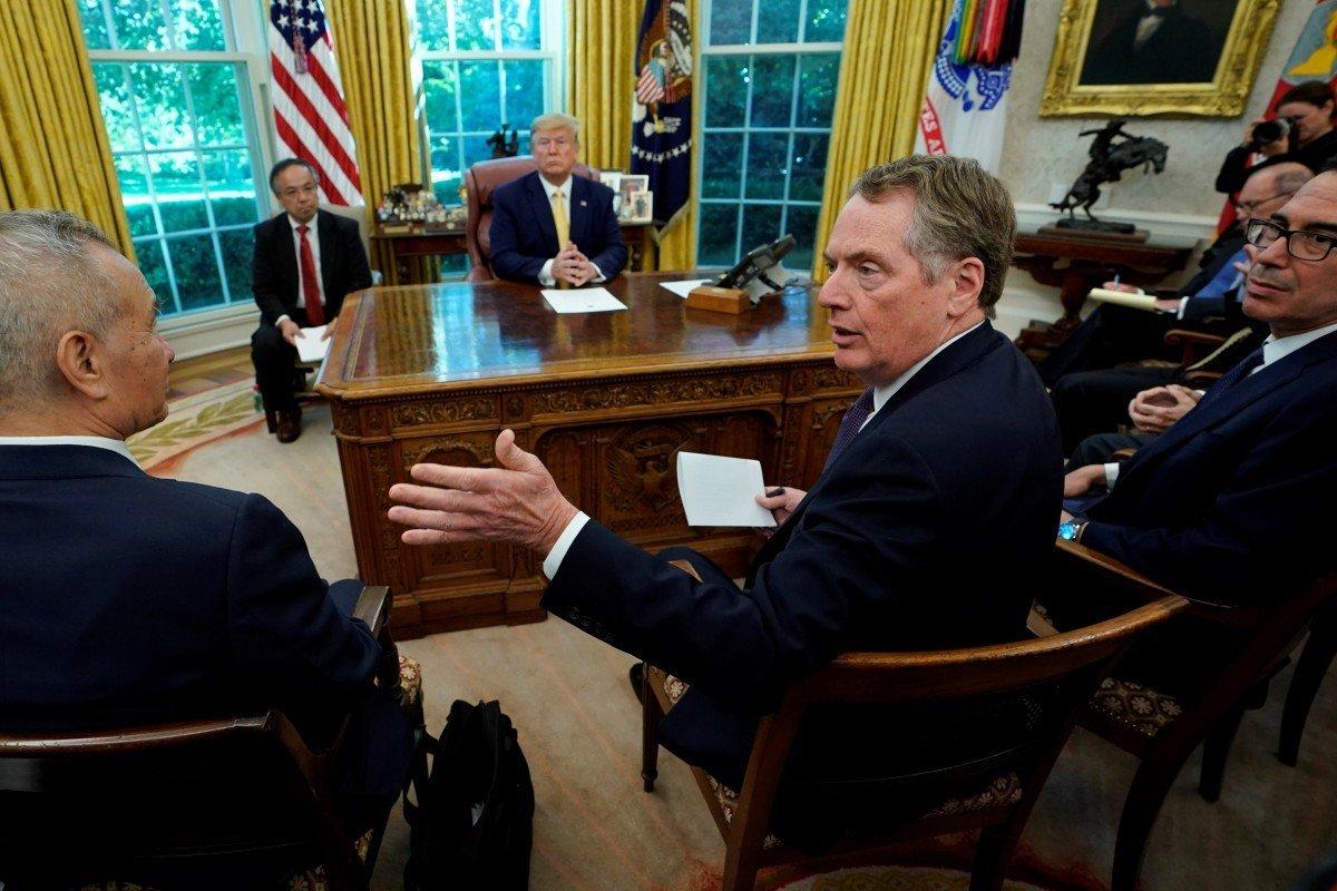 Lý do Mỹ vội vã đạt thỏa thuận 'một phần' với TQ