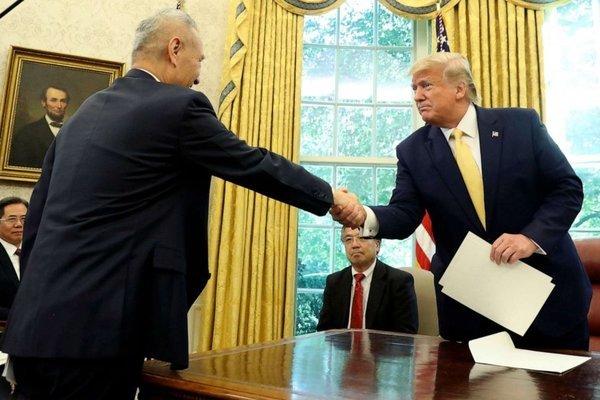 Hé lộ 'thuật đàm phán' của ông Trump, đánh 'đòn gió' TQ