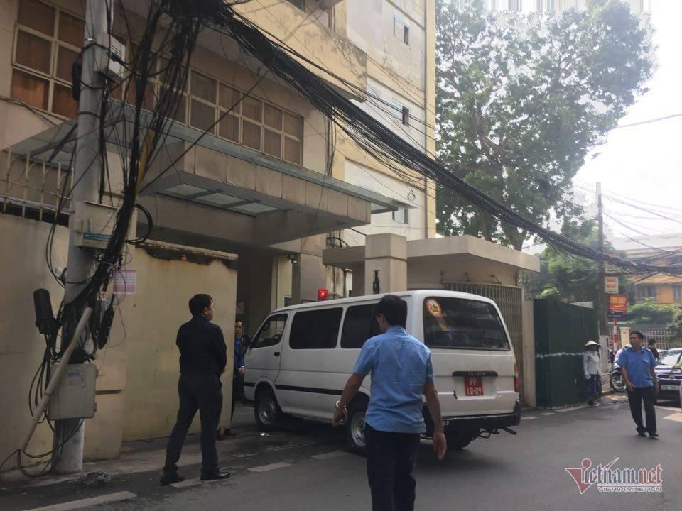 Thứ trưởng Bộ GD-ĐT Lê Hải An qua đời vì ngã từ tầng 8