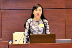 Minister of Health Nguyen Thi Kim Tien to be relieved