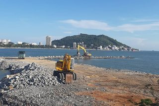 Ba Ria-Vung Tau suspends land reclamation project