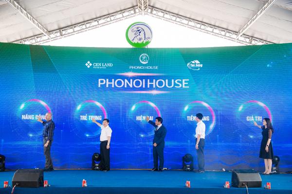 Bùng nổ giao dịch tại lễ ra mắt dự án Phố Nối House