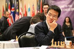 Liem wins sixth match of FIDE Grand Swiss