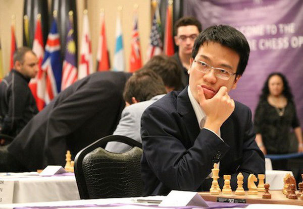 Liem wins sixth match of FIDE Grand Swiss