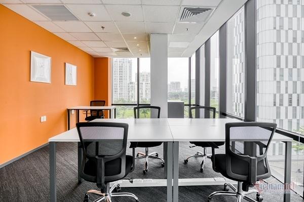 văn phòng cho thuê,Co-working Space,văn phòng chia sẻ