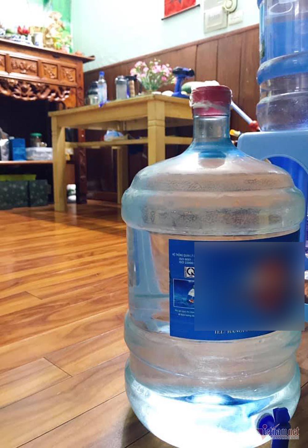 Mất nước,Ô nhiễm nước,Nước sông Đà