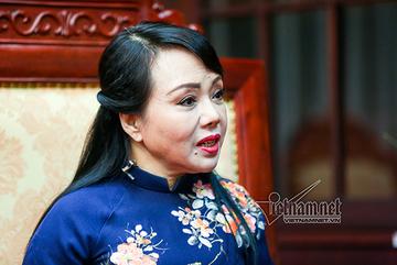 Nghe VietNamNet: Dự kiến bỏ phiếu kín miễn nhiệm Bộ trưởng Y tế vào ngày 25/11