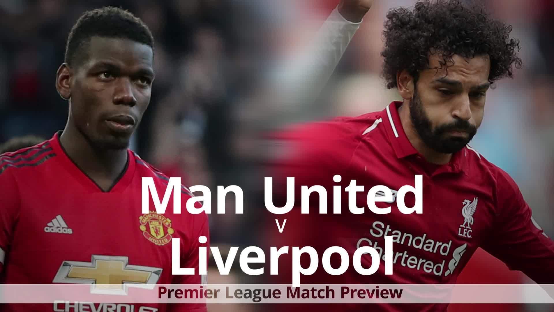 Xem trực tiếp đại chiến MU vs Liverpool ở kênh nào?