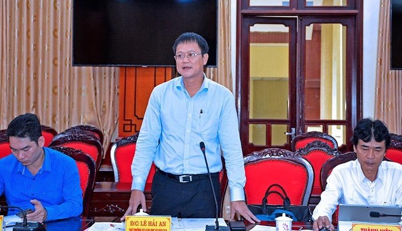 Thứ trưởng Lê Hải An qua đời, bạn bè tiếc thương người trí tuệ và tình cảm