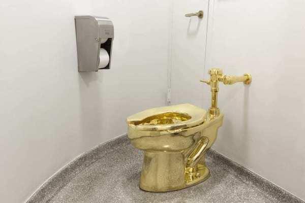 Bắt ba nghi phạm trộm bồn cầu vàng 139 tỷ