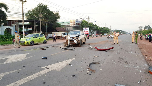Drink and drugs play major role in traffic accidents