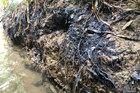 Khởi tố hình sự vụ nước sông Đà nhiễm dầu thải