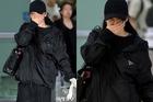 Không kịp đưa tiễn Sulli, Goo Hara bật khóc ngay tại sân bay