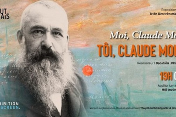 Film about French painter Monet to be screened in Hanoi
