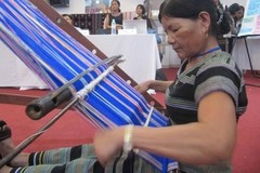 Brocade weaving network revives Vietnam's traditional handicraft