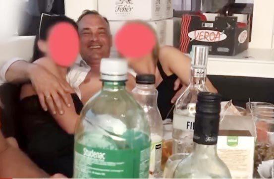 Hungary,thị trưởng,bê bối tình dục,gái gọi,bầu cử