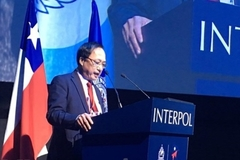 Vietnam attends 88th INTERPOL General Assembly in Chile