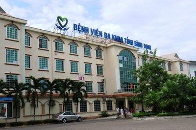 Lái xe Bệnh viện Đa khoa tỉnh Bình Định thu tiền 'tự phát'