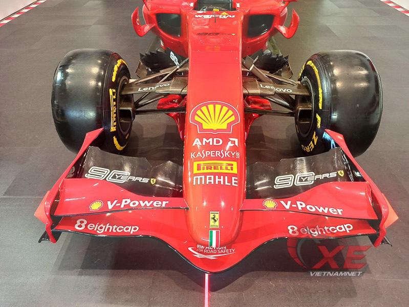 xe đua F1,Ferrari,xe đua,đua xe F1,xe đua F1 của Ferrari
