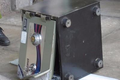 Trộm đục két nhà thờ ở Bình Định lấy hàng chục ngàn USD