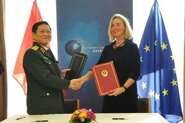 Vietnam, EU sign Framework Participation Agreement