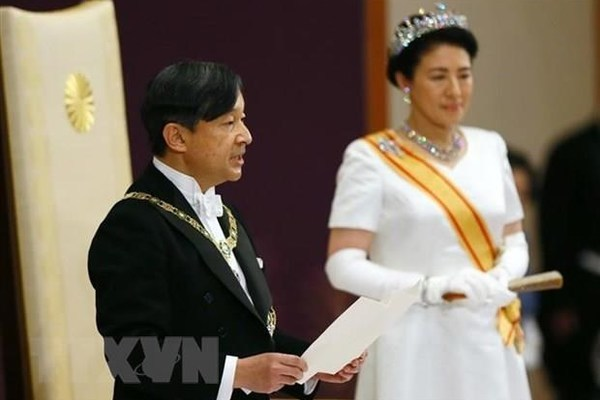 Prime Minister to attend enthronement ceremony of Japanese emperor
