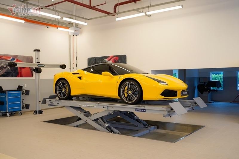 Ferrari,F1,Lamborghini,Minh Nhựa,Đặng Lê Nguyên Vũ