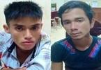 CSGT Quảng Nam truy đuổi, bắt 2 tên cướp như phim hành động