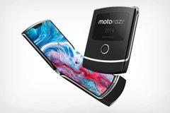 Motorola sắp ra mắt điện thoại gập RAZR