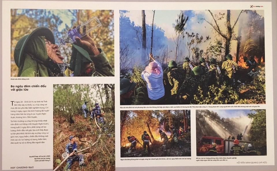 21 tác phẩm nhận giải thưởng tại Festival nhiếp ảnh trẻ 2019