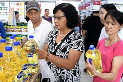 Co.opmart ở Hà Nội khuyến mãi lớn, thu hút hàng trăm ngàn lượt khách