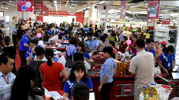 siêu thị,chương trình khuyến mại