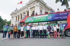 VPBank Hanoi Marathon trở thành giải chạy quốc tế của TP Hà Nội