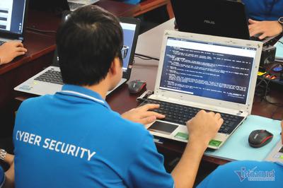 Diễn tập ứng phó hành vi can thiệp bất hợp pháp vào hệ thống sân bay