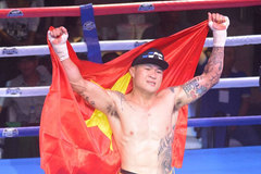 Hoang aims to take WBA's Asia East title at Victory 8 event