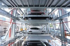 Đà Nẵng chi 28 tỷ dựng bãi đỗ xe thông minh 6 tầng giữa trung tâm