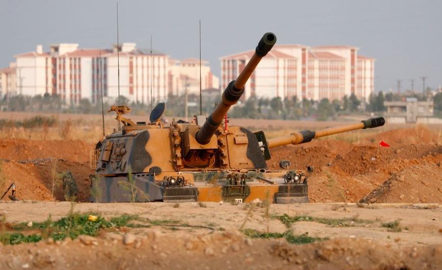 Ngừng bắn ở Syria đổ vỡ, súng lại nổ rát