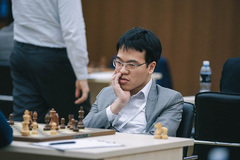 Two talented players in contention for FIDE Grand Swiss championship