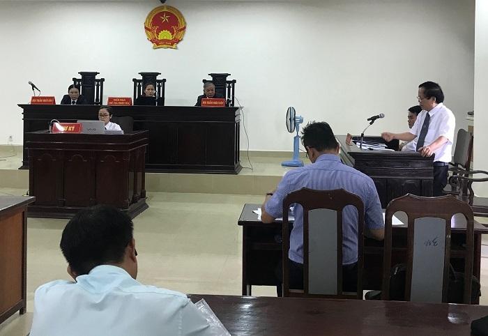 Thua kiện vì ký thu hồi đất vàng, Chủ tịch Đà Nẵng kháng cáo