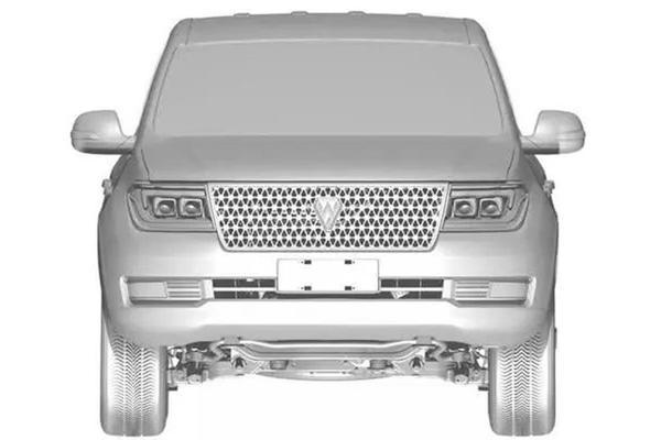 Xe SUV Trung Quốc nhái thiết kế Toyota Land Cruiser