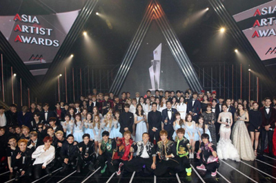 Asia Artist Awards 2019 mở bán 10.000 vé online