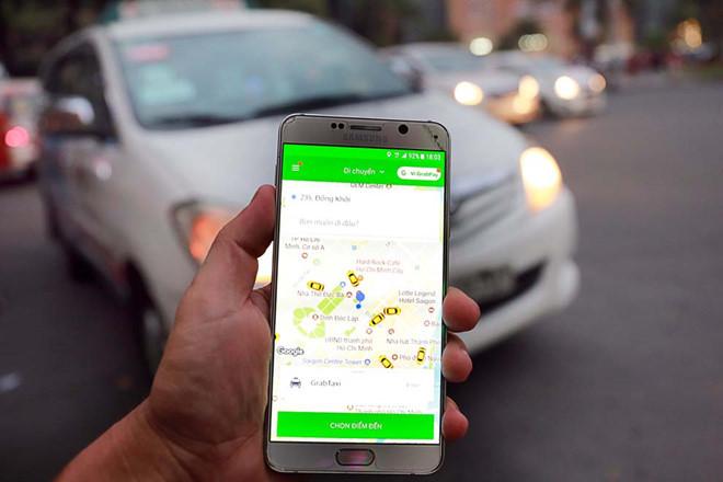 kinh tế chia sẻ,uber,grab