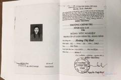 Nữ hiệu trưởng ở Gia Lai bị cách chức vì sử dụng bằng cấp 3 giả