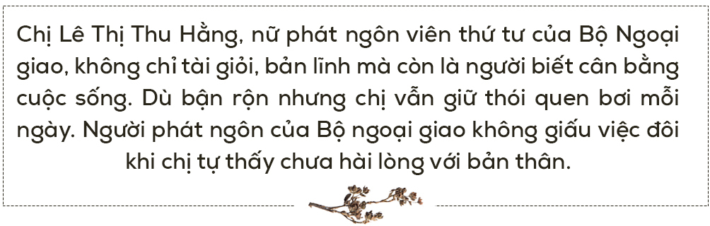 Bộ Ngoại giao,Lê Thị Thu Hằng