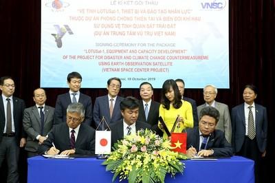 Việt Nam sắp có vệ tinh có khả năng chụp ảnh Trái Đất với độ phân giải cao