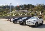 Foreign car-rental firms flock to Vietnam