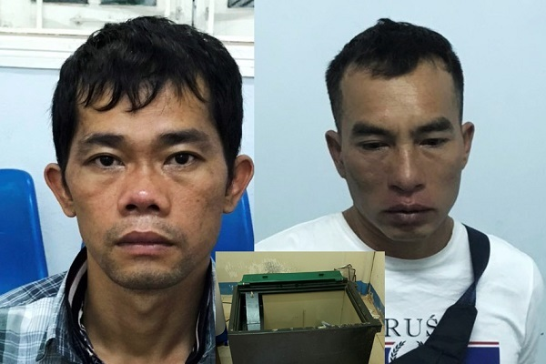Chân tướng 2 người nước ngoài phá hàng loạt két sắt, trộm tiền tỷ ở Đà Nẵng