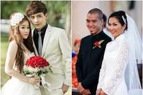 Trước nhà văn Gào, rất nhiều sao Việt dính lời nguyền chia ly sau đám cưới chỉ... 7 ngày