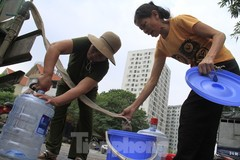 Hanoi to publicise water quality daily after oil contamination